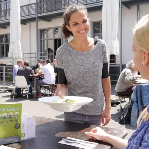 """Kochen fürs Klima: Aktionstage """"2000-Watt-Menü"""""""