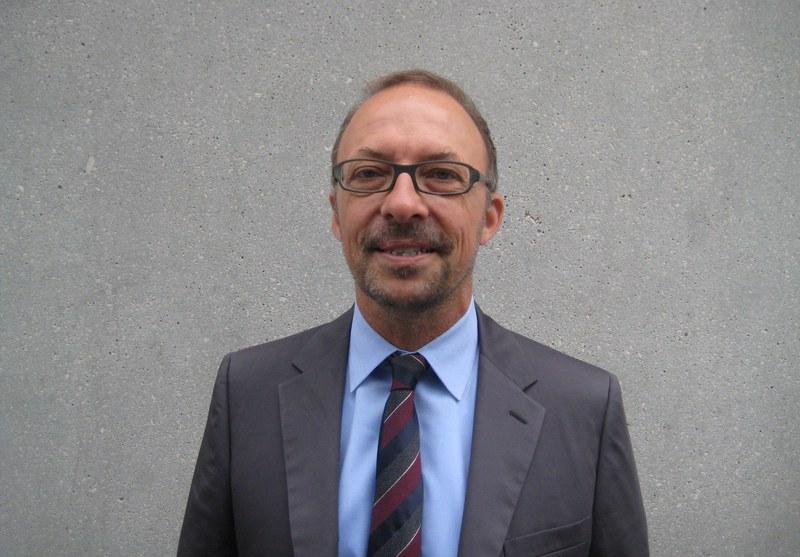 Stadtbaumeister Michael Hauser