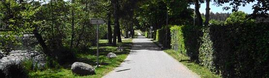 Uferweg Schützenweiher