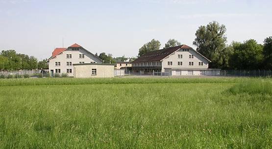 Ansicht Gebäude Zeughausareal Süd