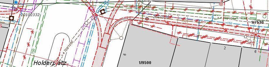 Geodaten und Pläne